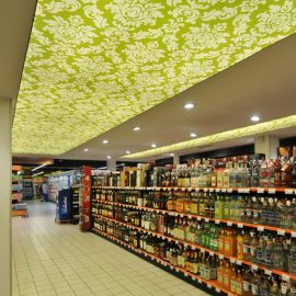 Surfaces commerciales